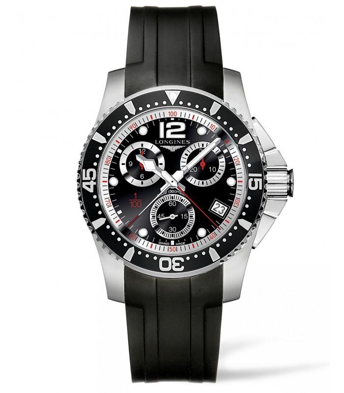 Reloj Para Hombre Longines HydroConquest Cronografo