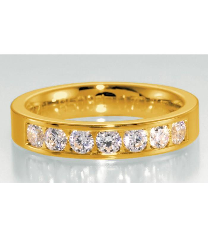 Alianza con Siete Diamantes 0.70 Cts