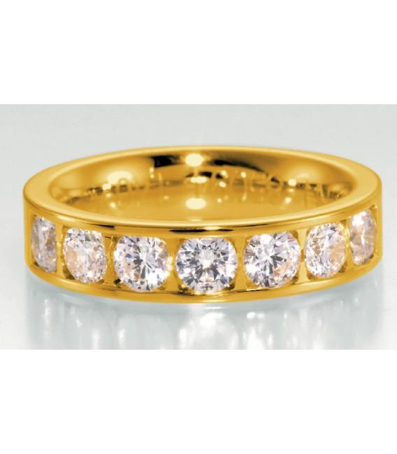 Alianza con Siete Diamantes 1.40 Cts