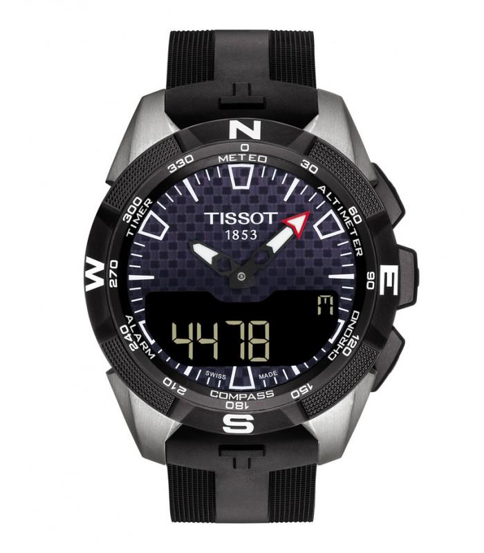 Reloj Para Hombre Tissot T-Touch Expert Solar II