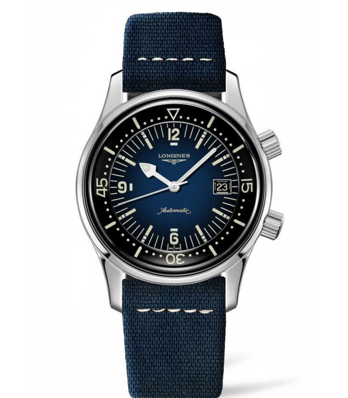 Reloj para hombre Longines Heritage Legend Diver