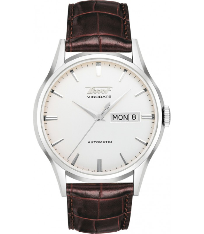 Reloj Para Hombre Tissot Heritage Visodate Automatic