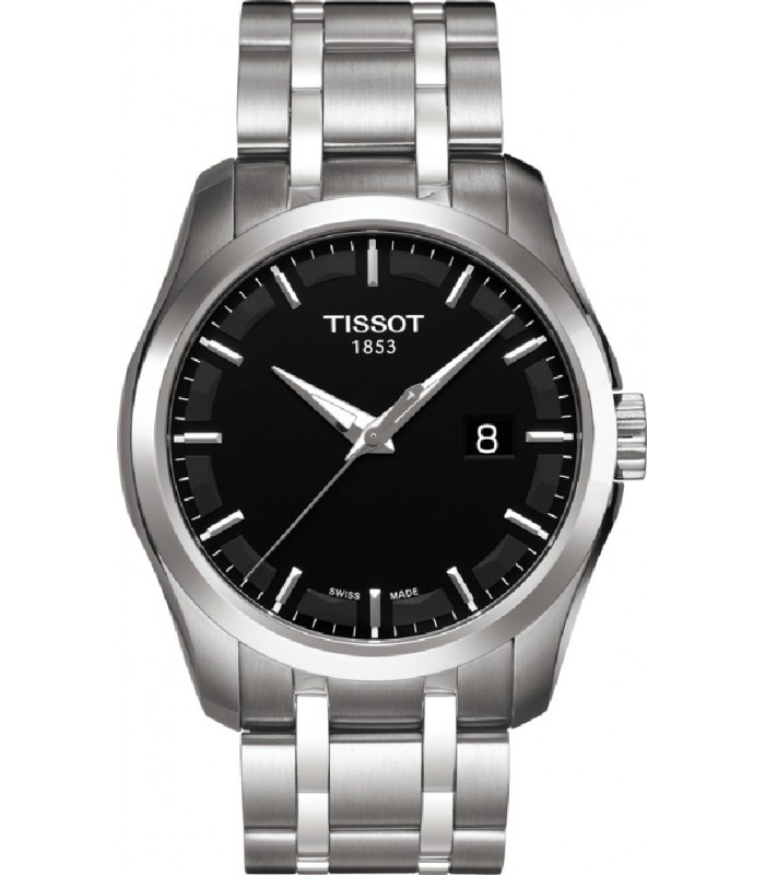 Reloj Para Hombre Tissot Couturier