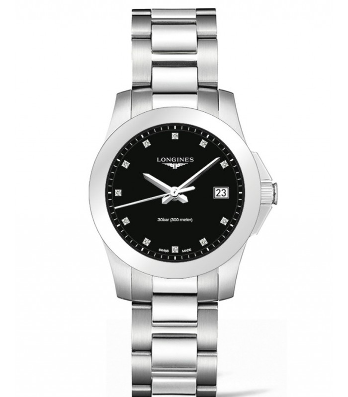 Reloj para mujer Longines Conquest.
