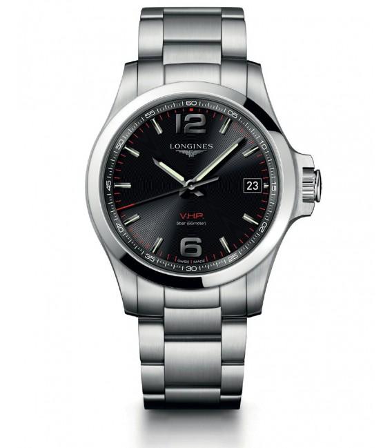 Reloj para hombre Longines Conquest V.H.P. Calendario Perpetuo.