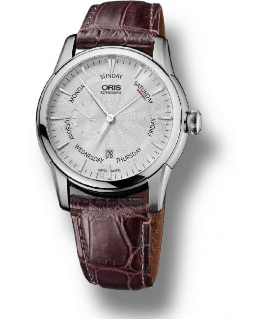 Reloj Para Hombre Oris Artelier Small Second Pointer Day.
