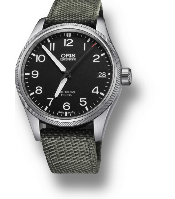 Reloj Para Hombre Oris Big Crown Pro Pilot Date.